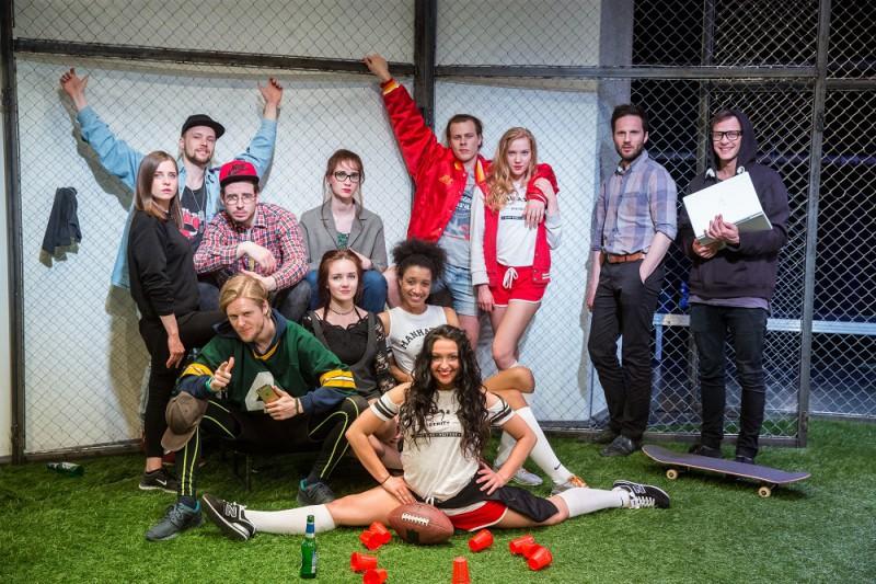 """Ar izrādi jauniešiem """"Labie bērni"""" tiek papildināts Valmieras teātra oktobra repertuārs"""