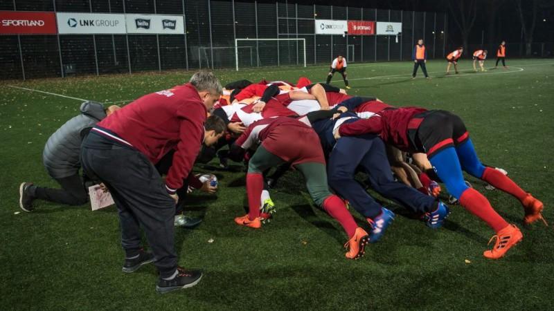 """Regbijs atgriežas """"Daugavas"""" stadionā - Latvijas izlase uzņem Somiju"""