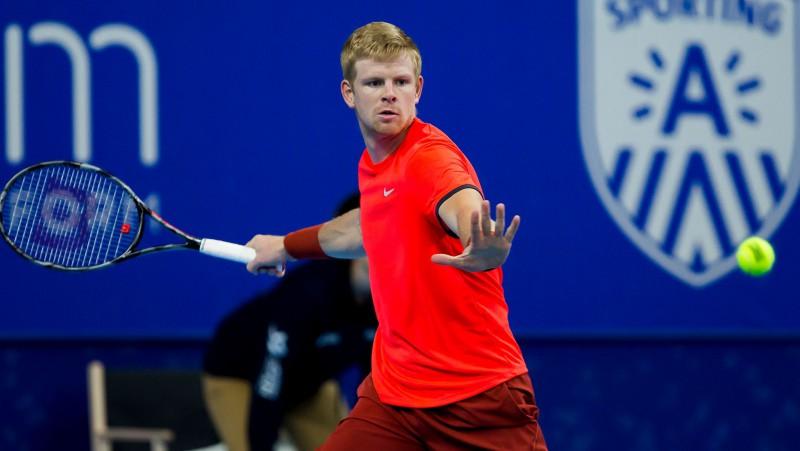Edmundam pirmais ATP tituls, Hačanovs iegūst trešo