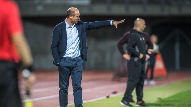 """""""Riga"""" FC: """"Ja uzvarēsim nākamo spēli, esam gatavi palaist Skripņiku"""""""