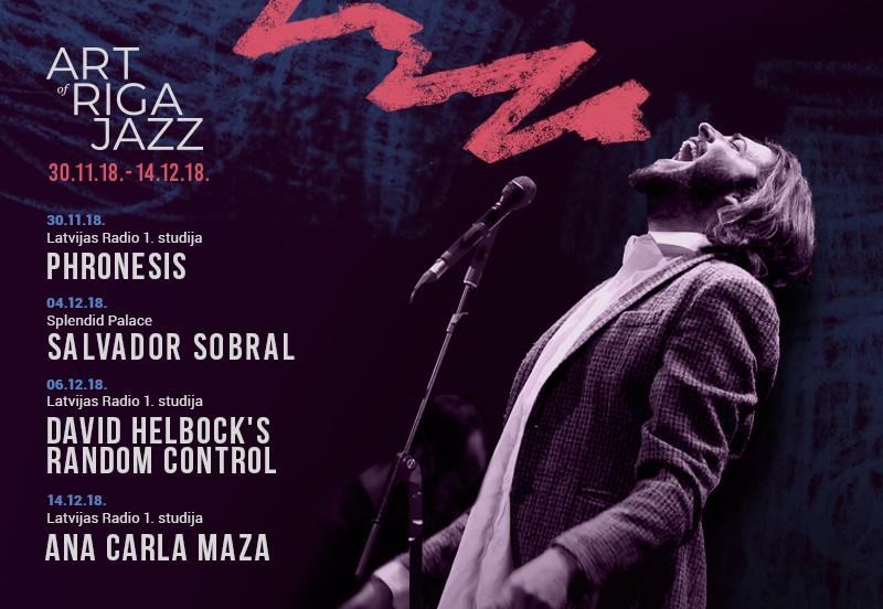 """Eirovīzijas triumfs un Latvijā vēl nebijušie mākslinieki – """"Art of Riga Jazz"""" izziņo 2018. gada programmu"""