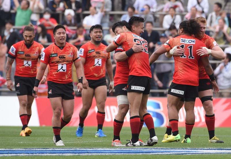 """Pēc Pasaules kausa SANZAAR, iespējams, izslēgs Japānas """"Sunwolves"""" no Super Rugby"""