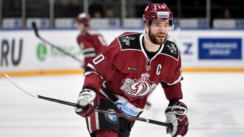 """Rīgas """"Dinamo"""" kā hokeja projekts"""