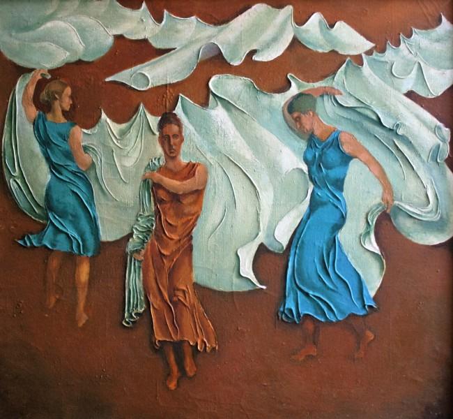 Gada nogalē mirusi māksliniece Māra Zītare