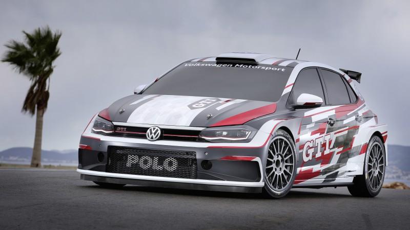 ASRT rallija komanda pasūta divas unikālas ''Volkswagen Polo GTI R5'' automašīnas