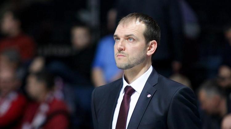 """Buškevica trenētais """"Lietkabelis"""" 1/4 fināla ievadā salauž Žvīgura komandas pretestību"""