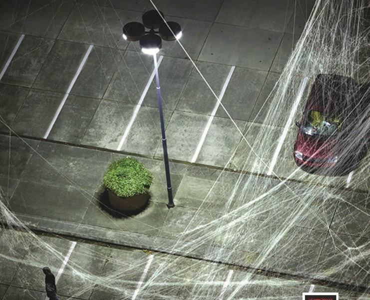 """""""Zirneklis istabas stūrī"""" – neparasts kriminālromāns"""