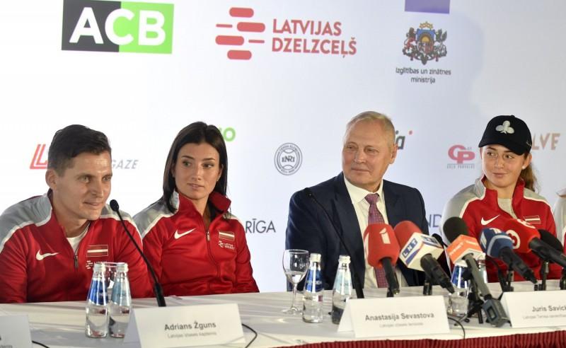 """""""Fed Cup"""" turnīra organizēšana LTS izmaksās ap pusmiljonu eiro"""