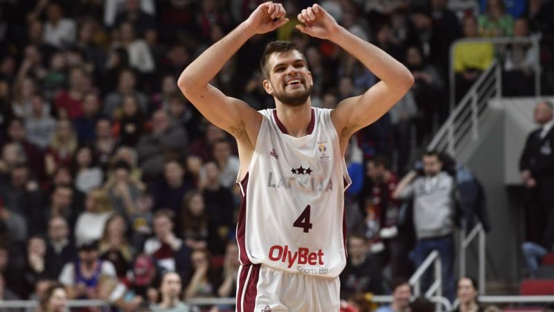 """Latvijai """"EuroBasket 2021"""" kvalifikācijā nebūs jāspēlē pret Bagatski un Lietuvu"""