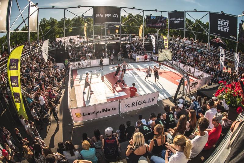 """Pēc diviem mēnešiem tiks atklāta """"Ghetto Basket"""" 11. sezona"""