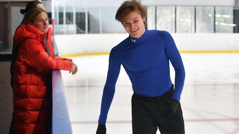 """Vasiļjevs: """"PČ ceru vienkārši izbaudīt priekšnesumu, nevis domāt par labāko rezultātu"""""""