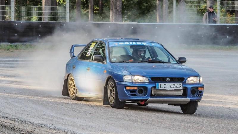 Ar ''RX Challenge'' 28. aprīlī Mūsā atklās autosprinta sezonu