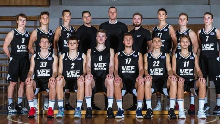 Būmeistera tālmetieni lauž zonu, VEF skola trešo reizi uzvar U19 čempionātā