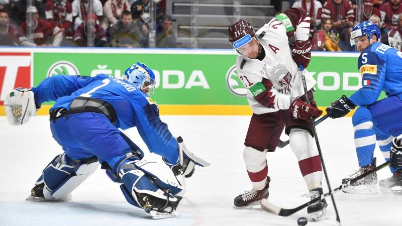 Teksta tiešraide: Itālija - Latvija 0:3 (spēle galā)