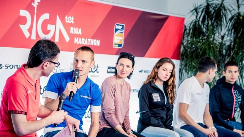 """""""Tet"""" Rīgas maratona ietvaros skries gandrīz 40 000 sportistu"""