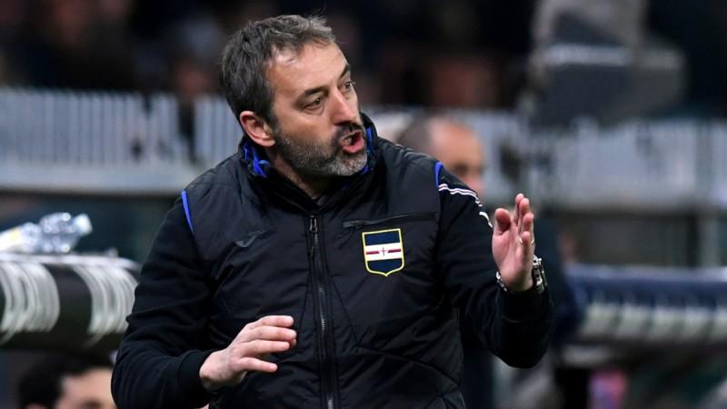 """""""Milan"""" par galveno treneri ieceļ līdzšinējo """"Sampdoria"""" treneri Džampaolo"""