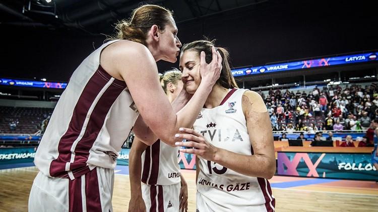 """Women`s EuroBasket 2019"" aizkulises: neatdotais parāds"
