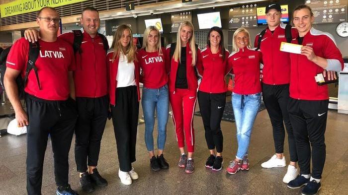 Eiropas komandu čempionāta daudzcīņā vēsture noslēdzas ar Latvijas 14. vietu