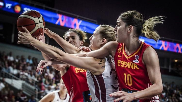"""Latvija """"Women`s EuroBasket 2021"""" pirmajā grozā, 24 iespējamās pretinieces"""