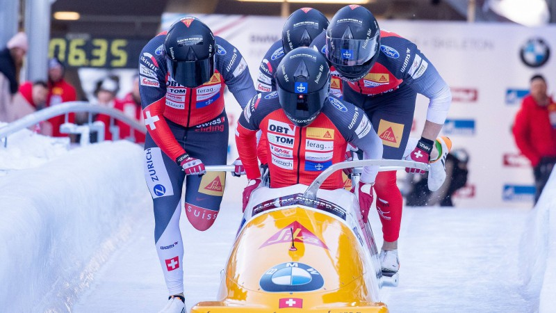 Par Šveices bobsleja izlases galveno treneri kļuvis čehu speciālists