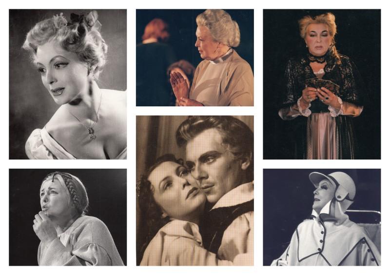 """Vijai Artmanei – 90. Dailes teātris aicina uz pasākumu """"Karaliene. Kalpone. Vija Artmane"""""""
