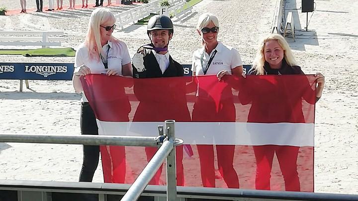 Snikus izcīna divas medaļas Eiropas čempionātā
