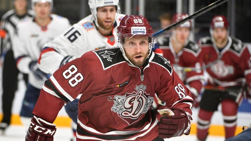 Makmilans – KHL nedēļas labākais uzbrucējs
