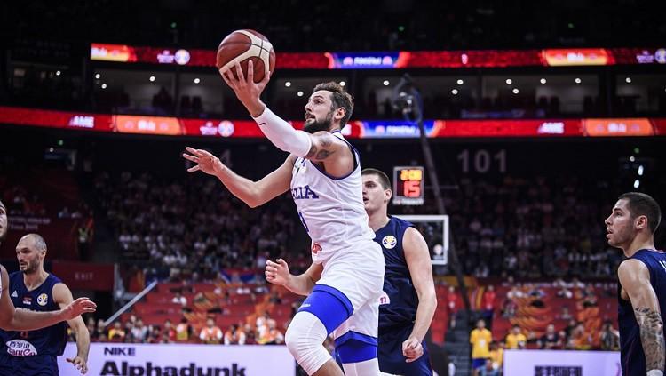 Itālija atspēlē 26 punktu starpību un pagarinājumā pieveic Puertoriko