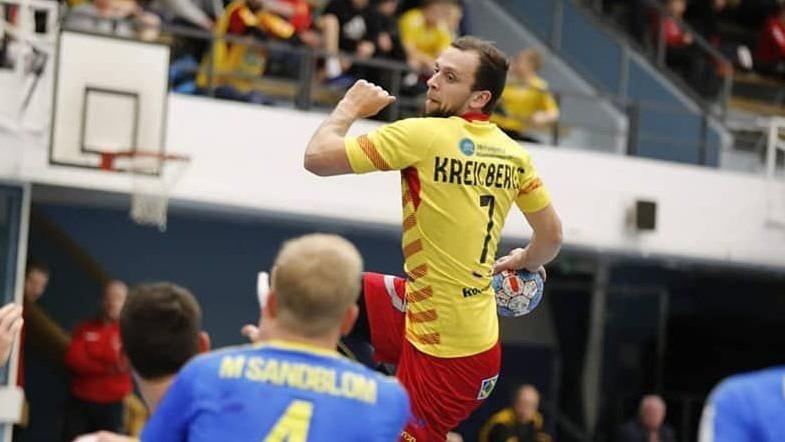 Kreicbergs Čempionu līgā debitē ar diviem gūtajiem vārtiem