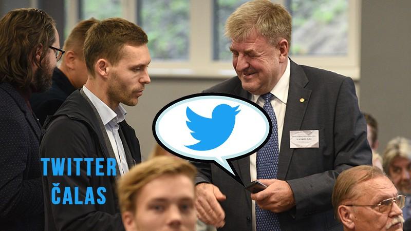 """Futbola """"Twitter"""" čalas: Mettas duets klaigā kongresā, vilks tiek padzīts"""