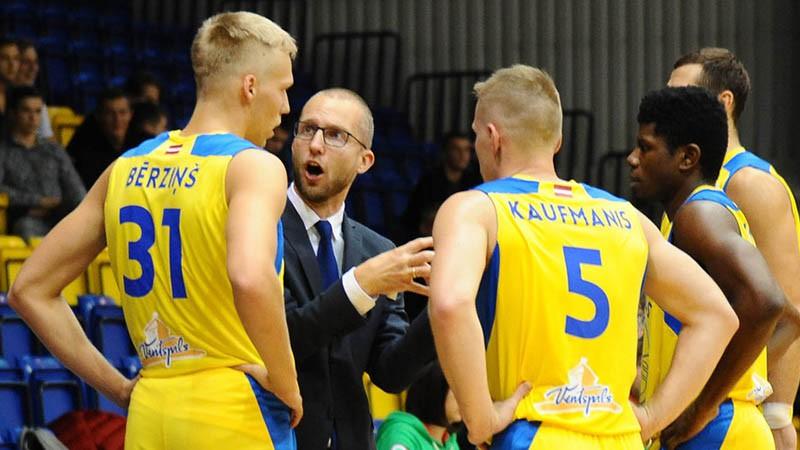 """""""Ventspils"""" grupas pēdējā mājas spēlē uzņems kipriešus, tiešraide Sportacentrs.com TV"""