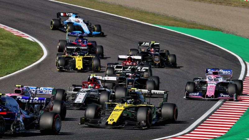 """""""Renault"""" komandu diskvalificē no Japānas GP rezultātiem"""
