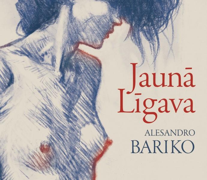 """Latviski izdots Alesandro Bariko romāns """"Jaunā Līgava"""""""