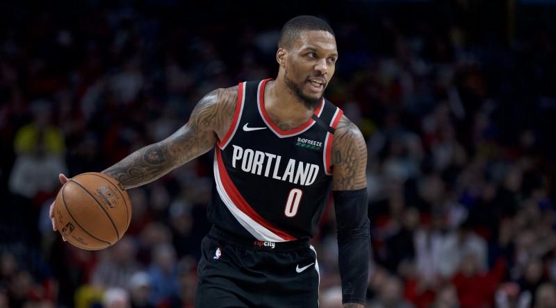 """Par """"NBA 2K21"""" videospēles vāka seju kļūst """"Trail Blazers"""" zvaigzne Lilards"""