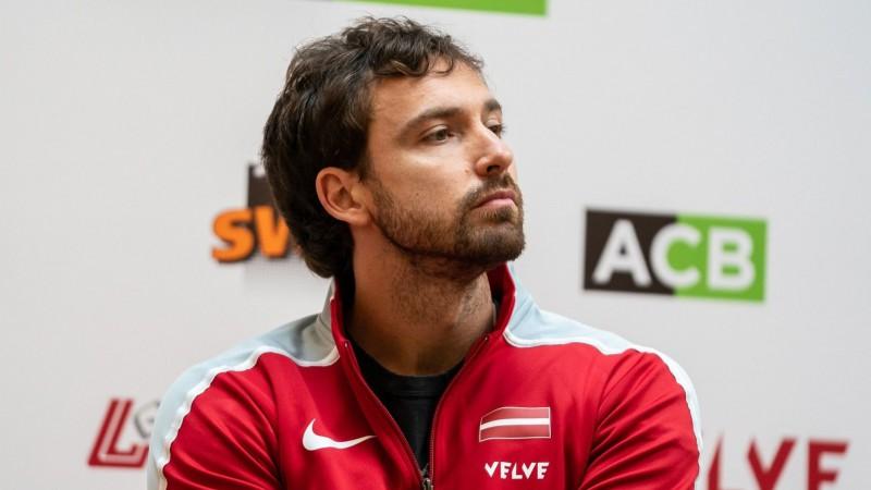 """Gulbis: """"Pareizu cilvēku ir ļoti maz. Arī tenisa pasaulē visaugstākajā līmenī"""""""
