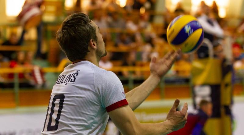 Latvijas volejbola izlase paziņo kandidātus un jūnijā uzsāks treniņus