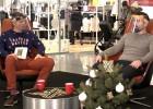 """Video: """"eXi"""": Kā Ziemassvētkos nepārēsties? Ko uzturā lieto sportisti? Dopings…"""