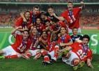 Mūsējo pretinieki šveicieši - 2009. gada pasaules zelta jaunekļi