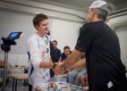 Borisovs <i>Helsinki open</i> finālā uzvar zviedru veterānu Henriksonu