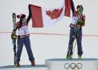 Kanādas slēpotājām dubultuzvara frīstaila krosā