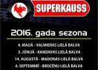 """Motokrosa seriāla """"Superkauss"""" sezonā pieci posmi ar finālu Olainē"""