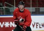 Latvija gatavošanos PČ noslēgs pret Makdeividu un zvaigžņoto Kanādu
