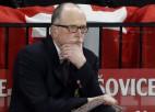 """Čempionāta vidū atlaistais Baltkrievijas treneris: """"Federācija izsauca mani uz sarunu"""""""