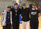 """""""LSA"""" 3x3 basketbolistiem trešā vieta Igaunijas """"Quest"""" posmā Kohilā"""