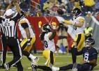 """""""Steelers"""" pirmssezonu turpina perfekti"""