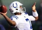 """Pēc Laka aiziešanas """"Colts"""" saspēles vadītājos iztērē 42 miljonus dolāru"""