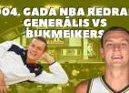 Video: Ģenerālis vs. Bukmeikers | 2004. gada Andra Biedriņa ReDraft
