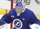 Vasiļevskis, Keins un Cukarello atzīti par NHL nedēļas labākajiem