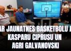 Video: Ģenerālis, Galvanovskis un Cipruss: kāpēc jaunie basketbolisti dodas uz ārzemēm?