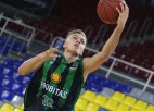 Žagaram trīs piespēles ACB līgā, Robertam Freimanim 19+7 pret Igaunijas līderiem